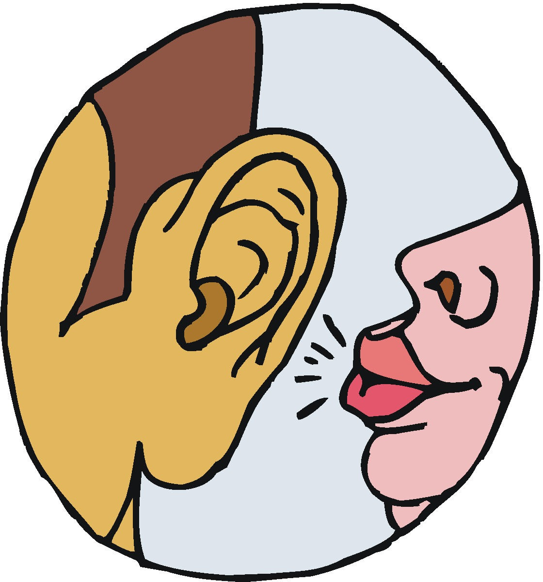 Listening Ears Clip Art - Cliparts.co
