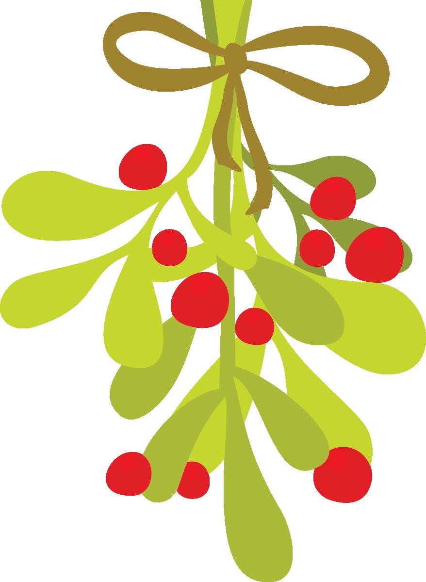 Mistletoe Clip Art - Cliparts.co