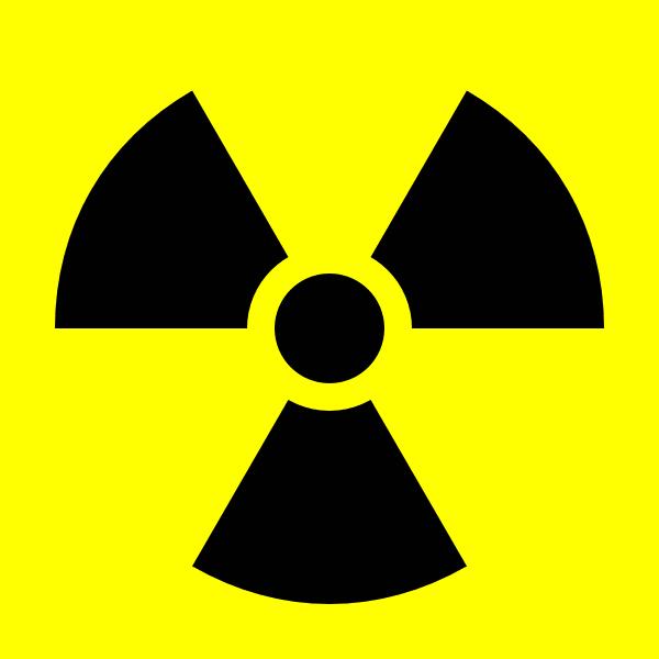 Radiation Warning Clip Art Download
