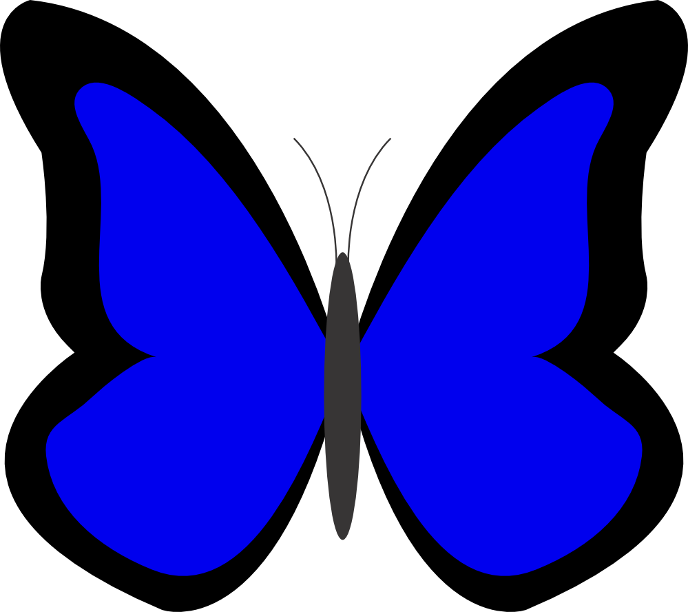 butterfly clip art cliparts co