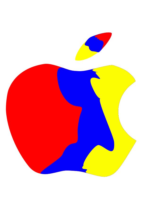 clipart apple worm - photo #42