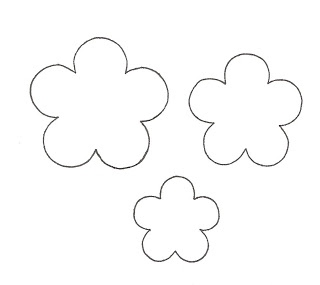 Flowers For > Flower Shapes To Cut Out - Cliparts.co