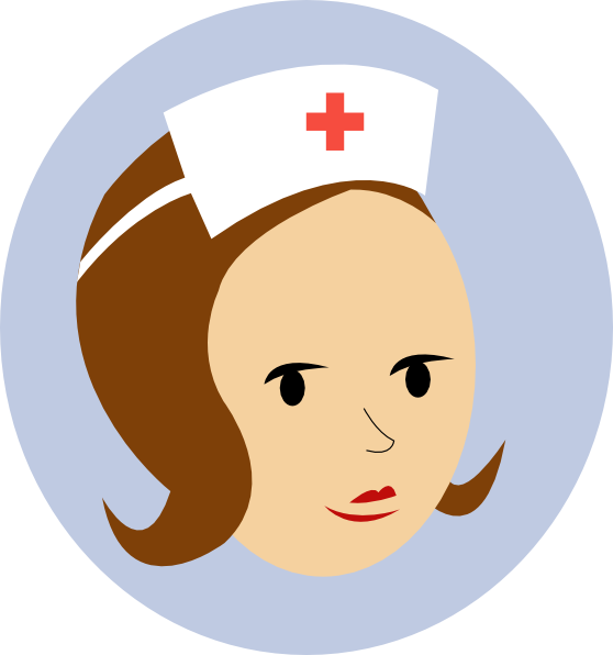 Nurse clip art - vector clip art online, royalty free & public domain