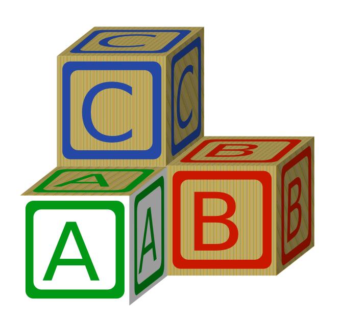 Abc Blocks Clip Art - Cliparts.co