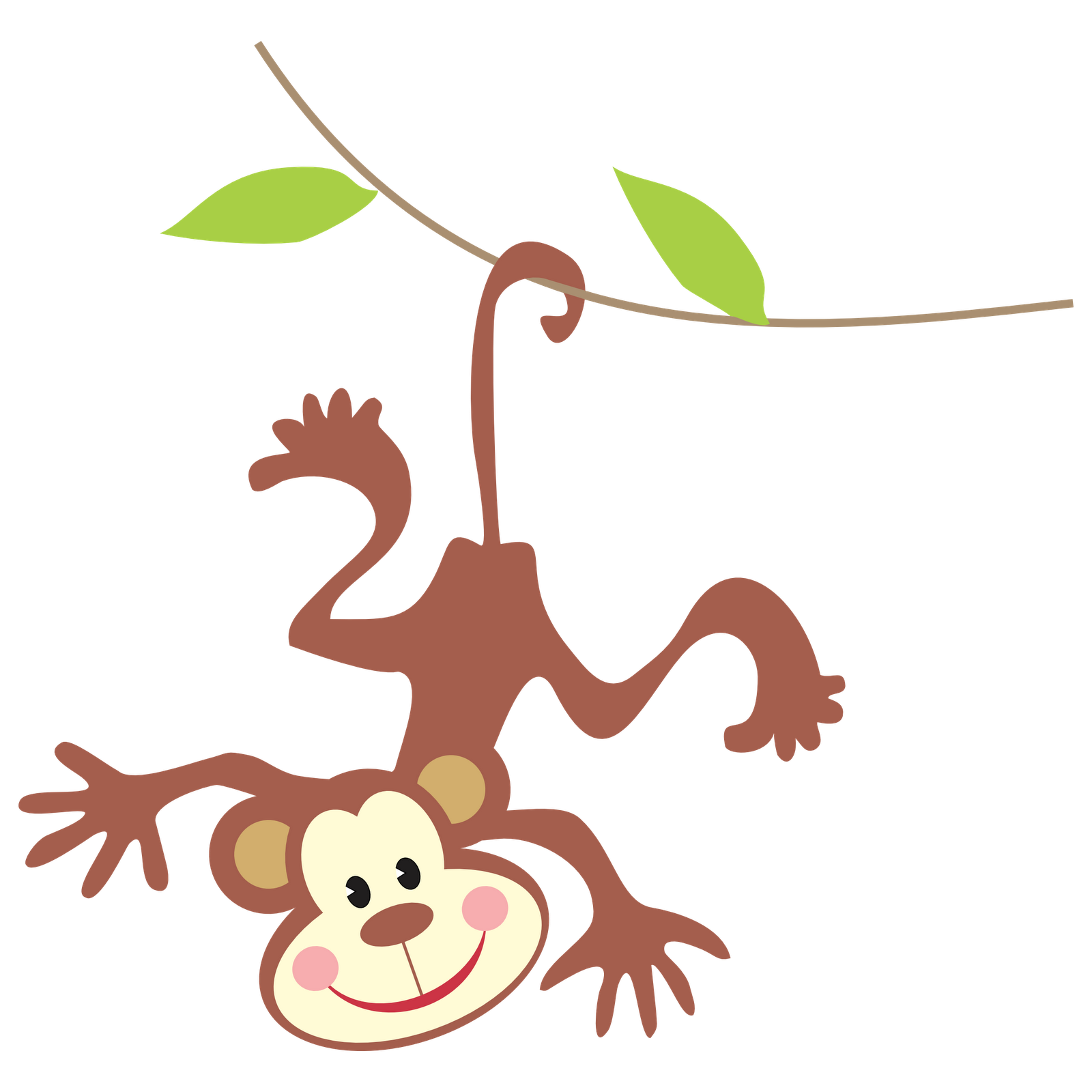 Free monkey clip art | Clipart Panda - Free Clipart Images