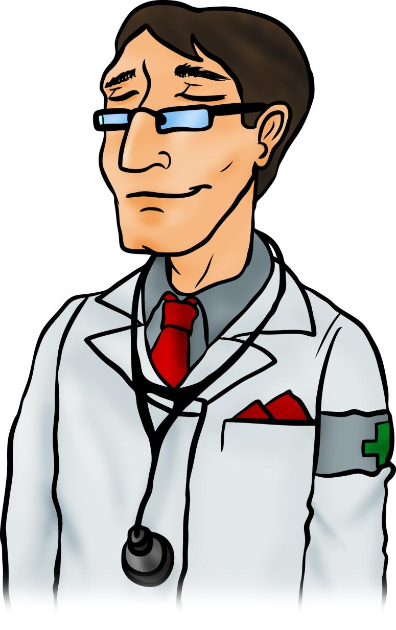 View doctor.jpg Clipart - Free Nutrition and Healthy Food Clipart