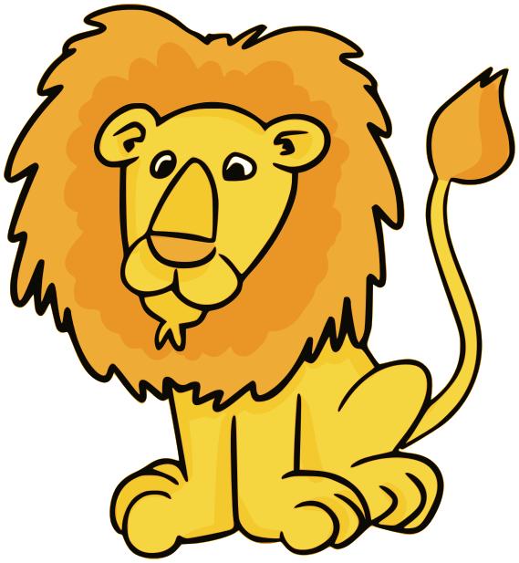 Lion Clip Art Free | Clipart Panda - Free Clipart Images