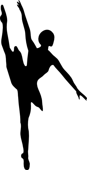 ballet-slippers-clip-art-black ...