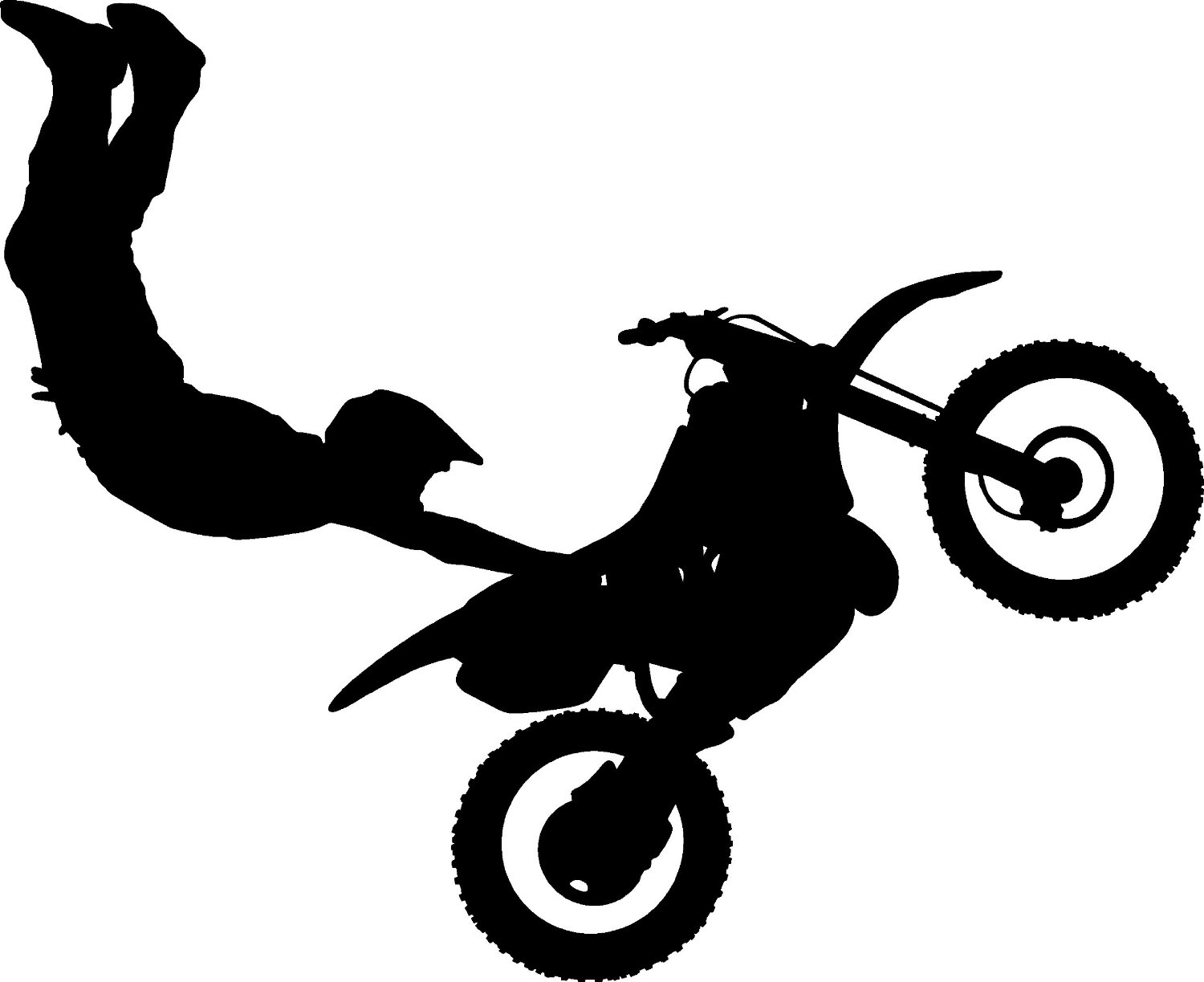 Design a bike sticker - Amazon Com Thevinylguru Motocross Wall Decal Sticker Dirt