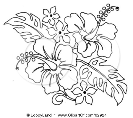 62924 Royalty Free Rf Clipart Illustration Of A Black And White