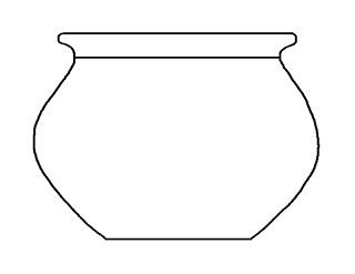 coloring pages of fish bowls coloring pages on empty fish bowl coloring pages