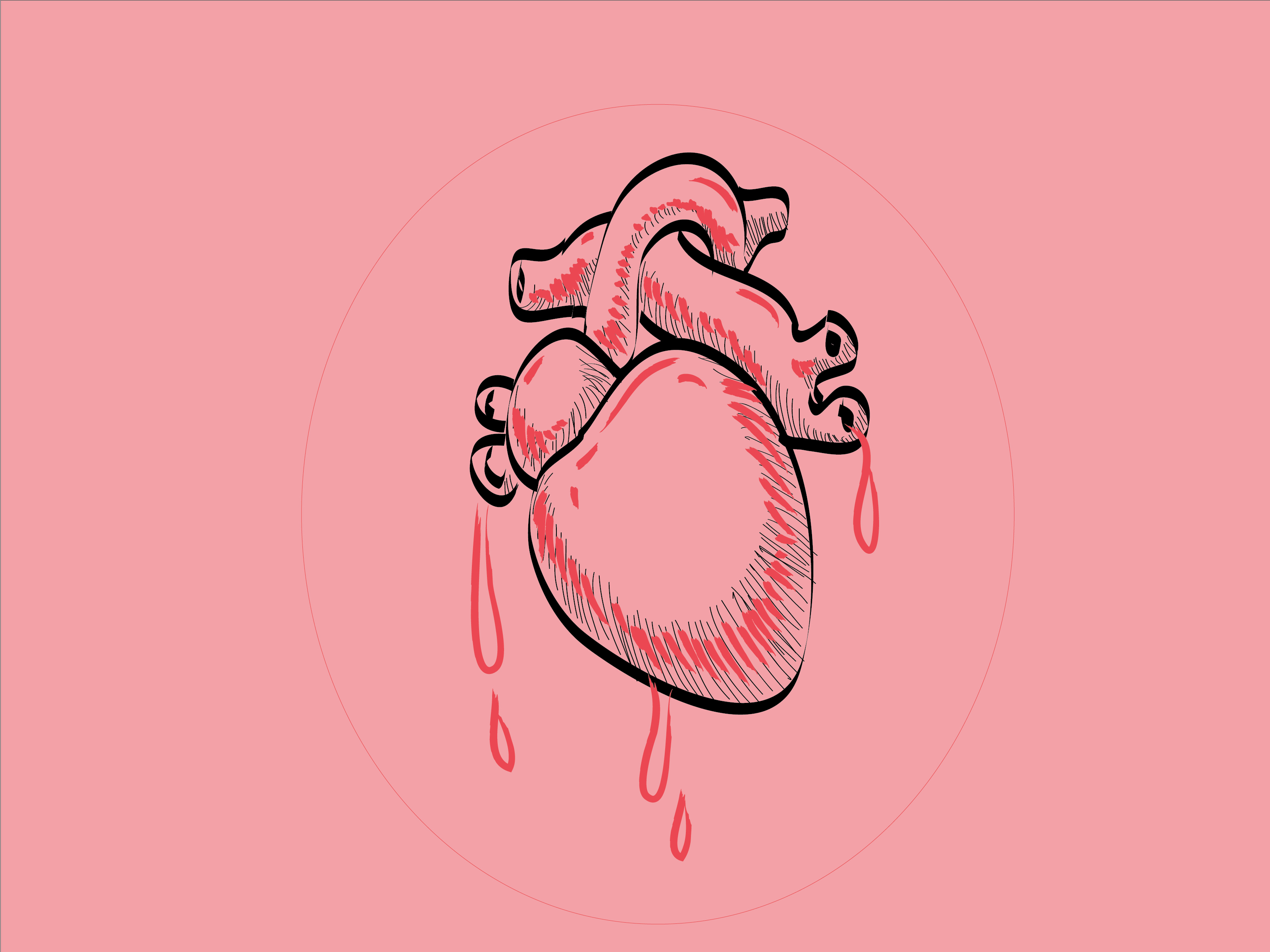 clipart of a human heart - photo #50