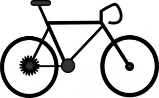 Cartoon bicycle clip art Free vector for free download about (10 ...