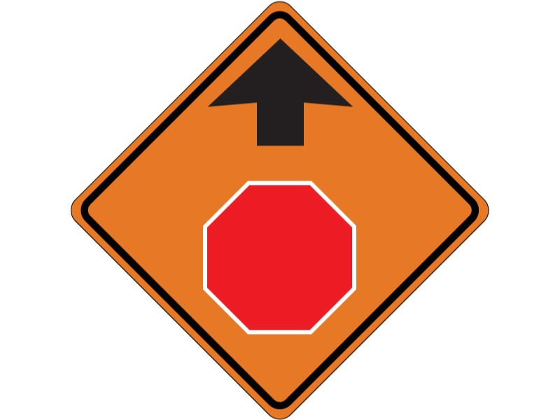 A Picture Of A Stop Sign - Cliparts.co