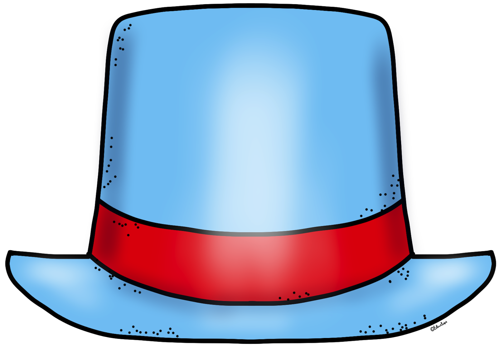 Top Hat Clipart - Cliparts.co