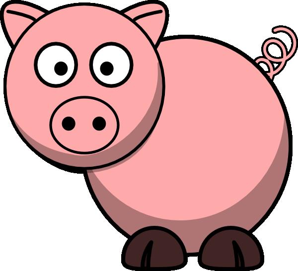 cartoon pig clipart rh worldartsme com pig clip art images pig clip art images free