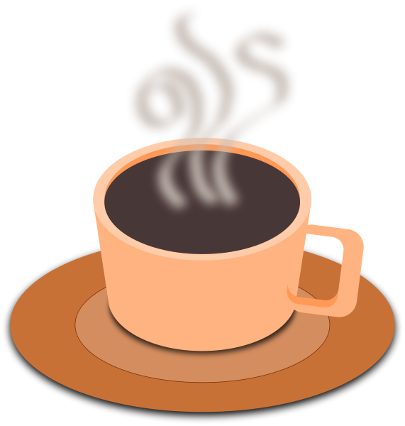clipart hot coffee - photo #8