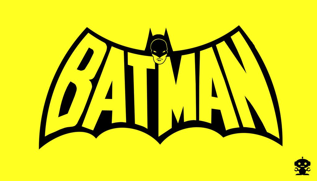 1986 Batman Comic Title Logo by HappyBirthdayRoboto on deviantART