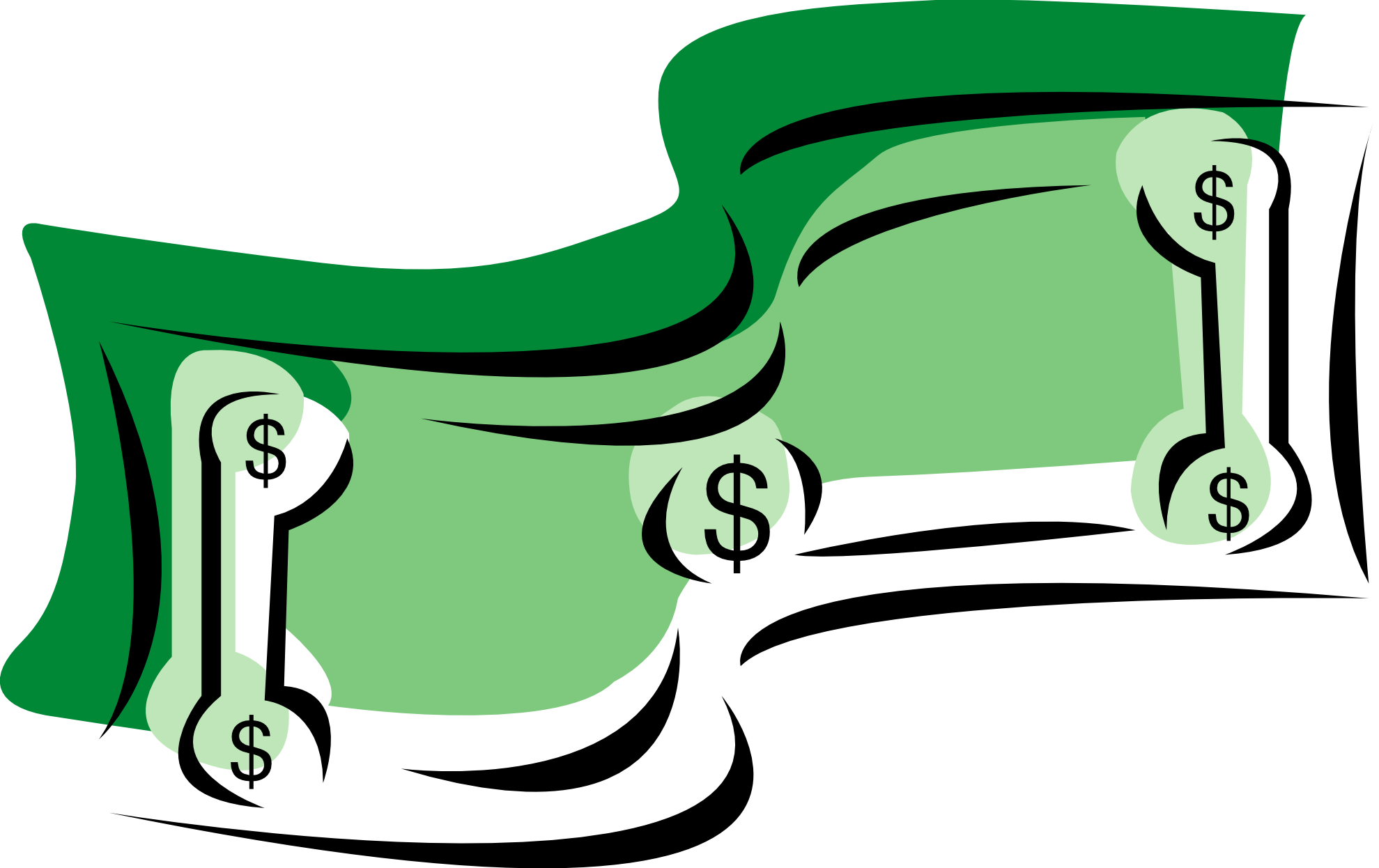 money donation clipart - photo #15