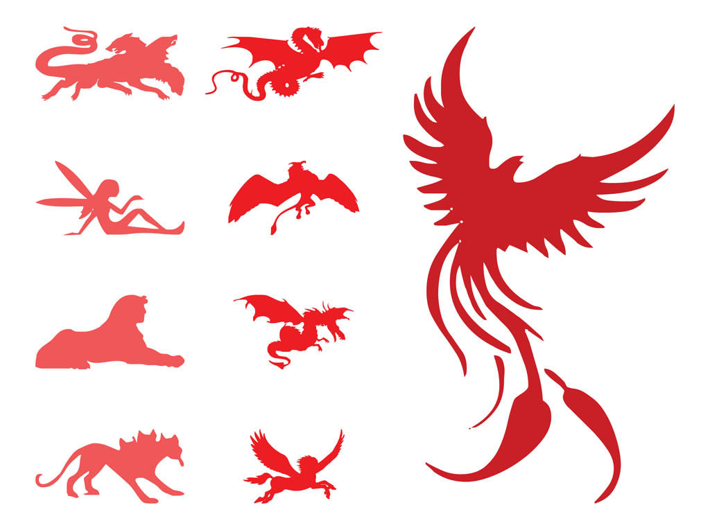 clip art mythical animals - photo #1