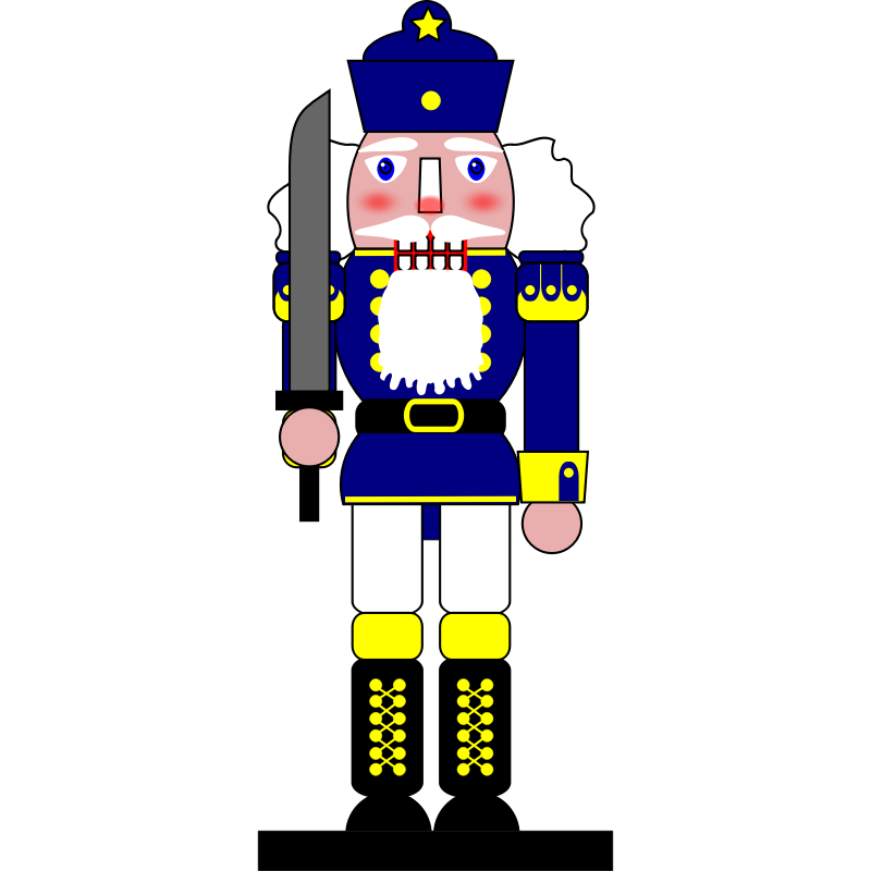 clipart nussnacker nutcracker cliparts co Nutcracker Ballet Clip Art Nutcracker Clip Art