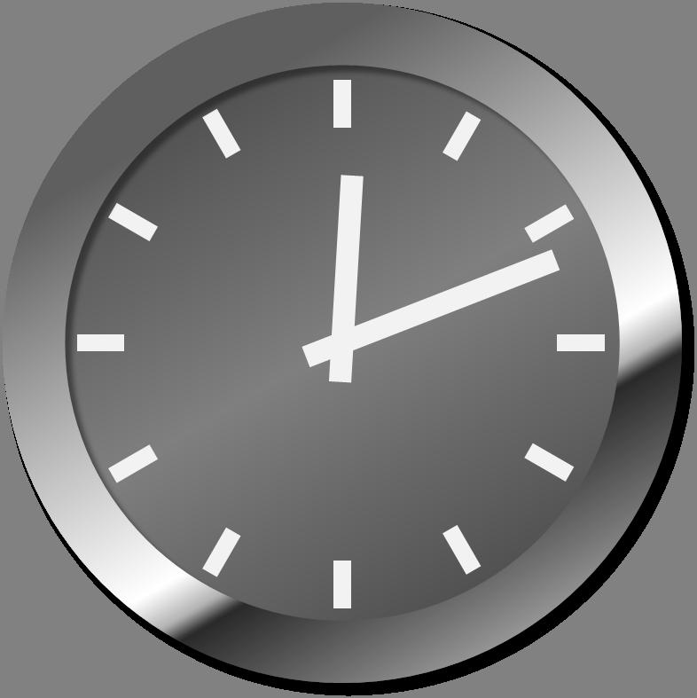Clock graphics - Numberless clock ...