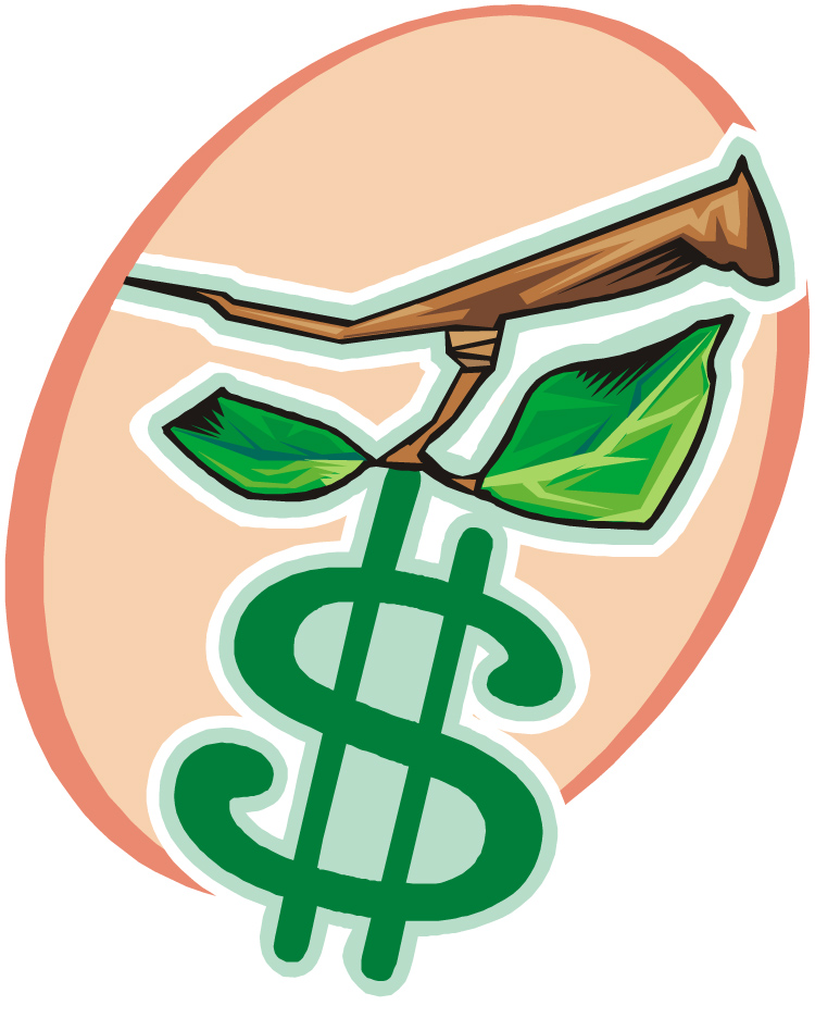 Money Tree Tattoo