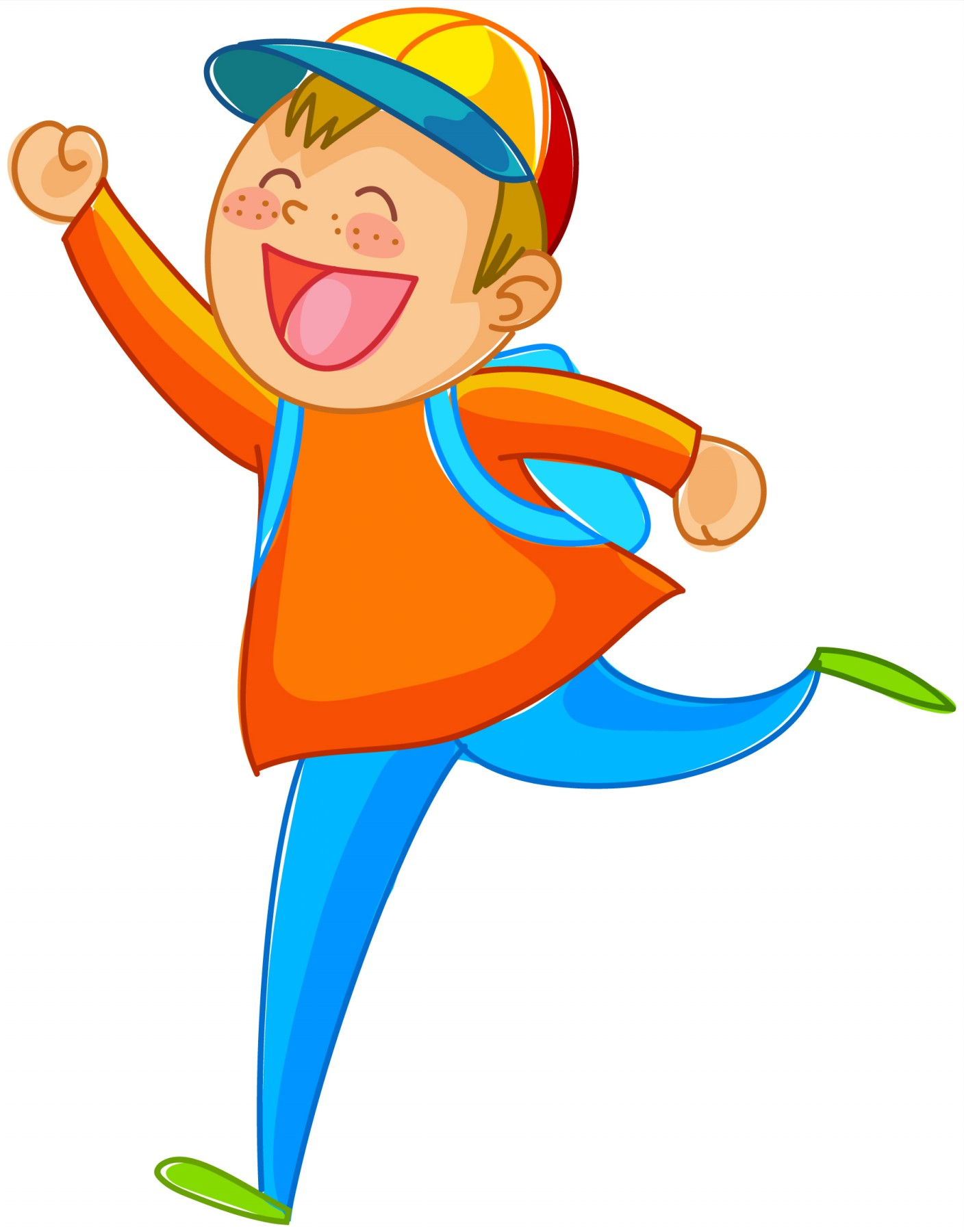 Funny Cartoon Pictures For Children - Cliparts.co