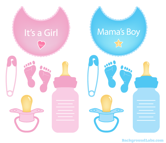 Baby Items Images - Cliparts.co