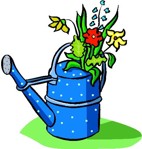 Free Garden Clip Art Clipartsco