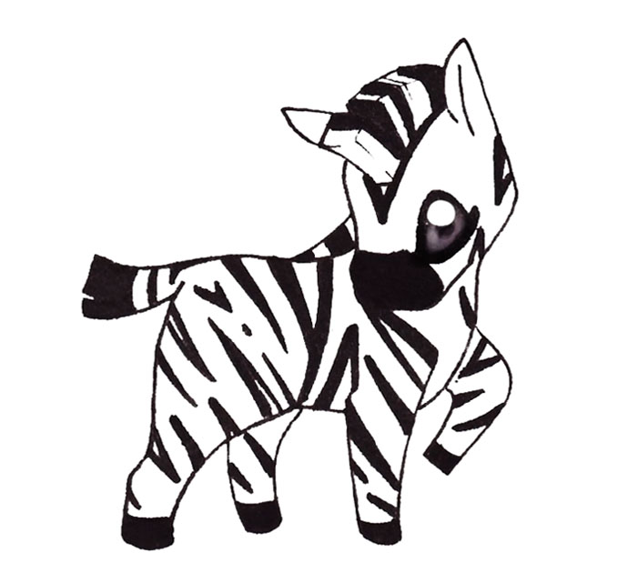 zebra head coloring coloring pictures to pin on pinterest