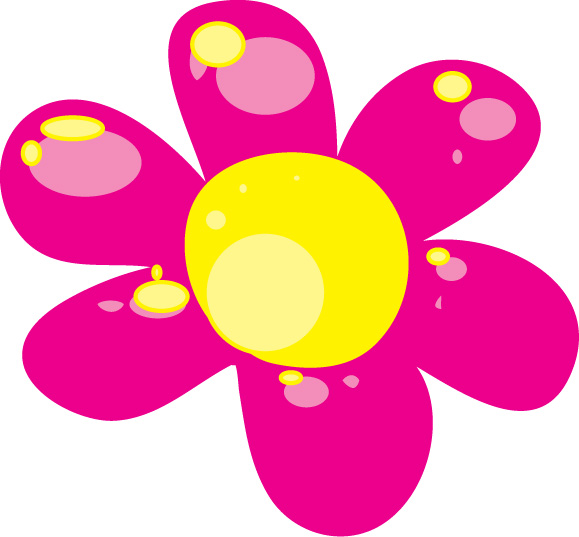 Spring Flowers Clip Art Free - ClipArt Best