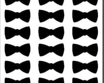 graphic regarding Bow Tie Printable titled Chevy Bowtie Stencil -