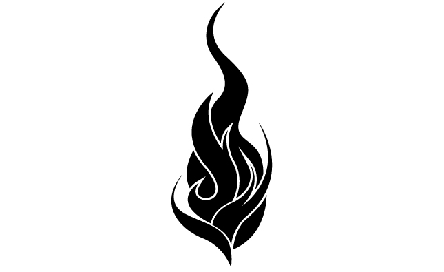 Flame Vectors - Cliparts.co