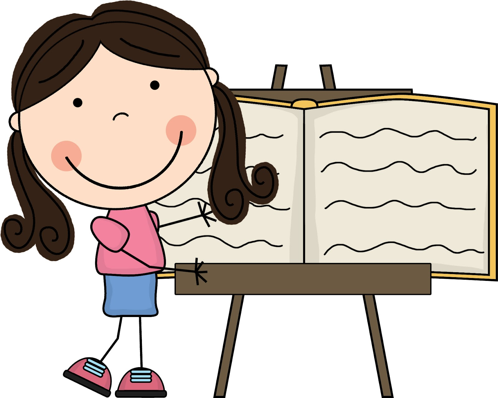 Book Clip Art For Kids - Cliparts.co