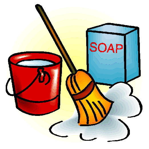 clip art illustrations cleaning - photo #4