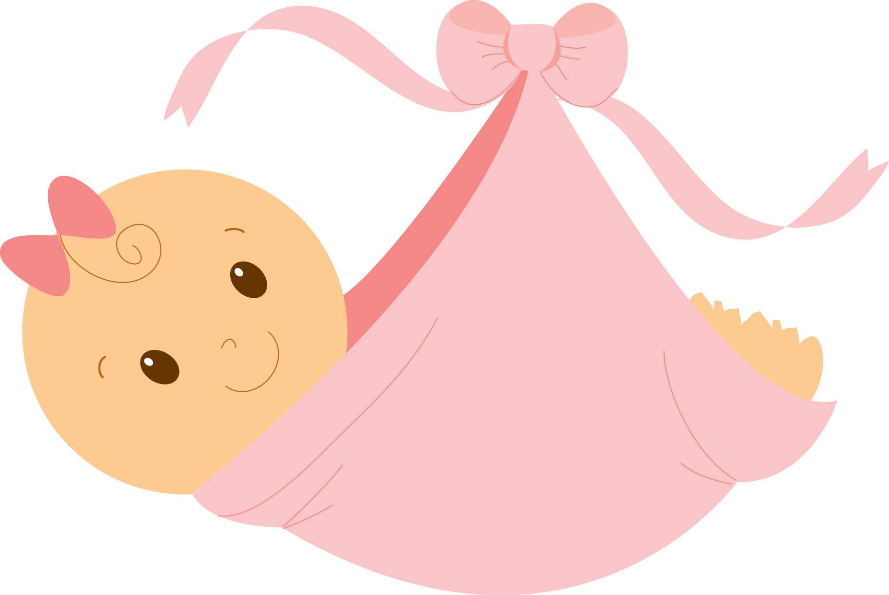 Pix For > Baby Girl Images Clip Art