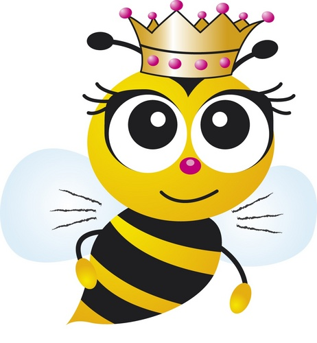 Queen Bee Clip Art - Cliparts.co