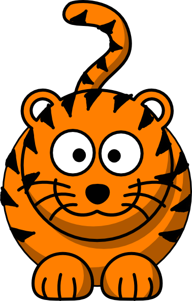 Cartoon Pictures Of Tiger - Cliparts.co