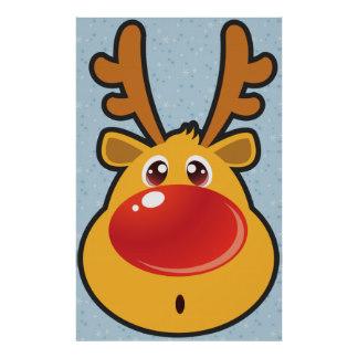 Reindeer Paintings - Cliparts.co