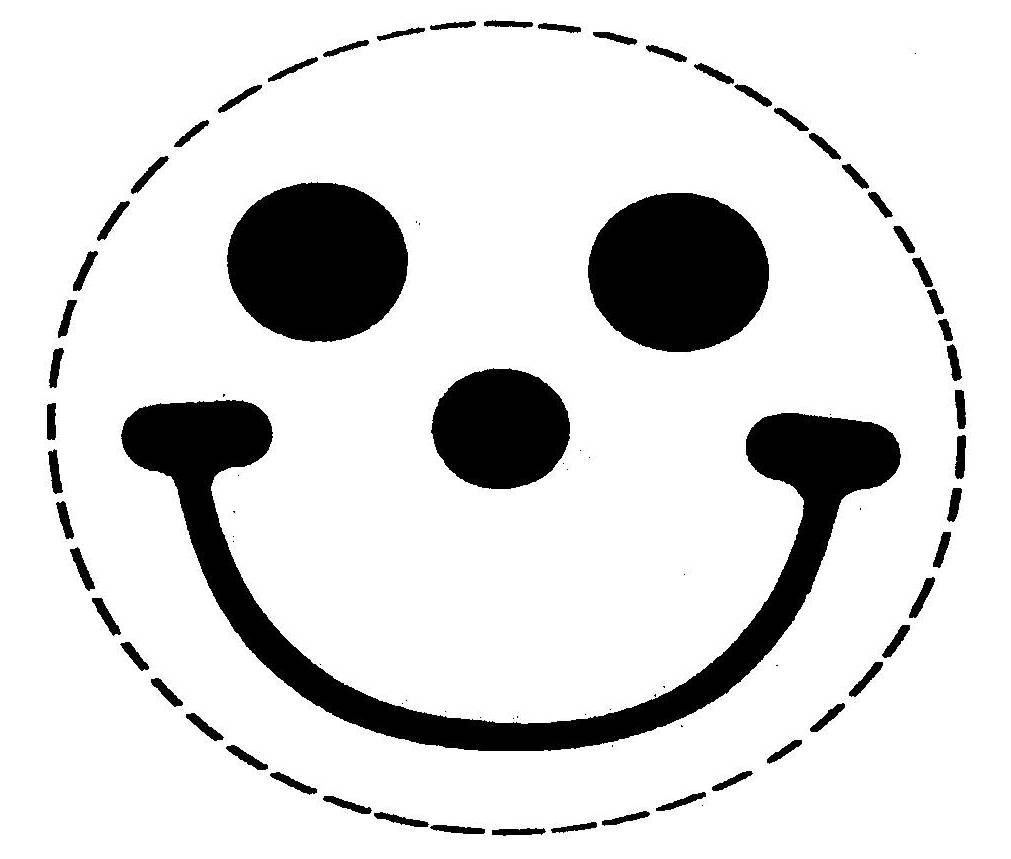 Smiley Face Outline - ClipArt Best