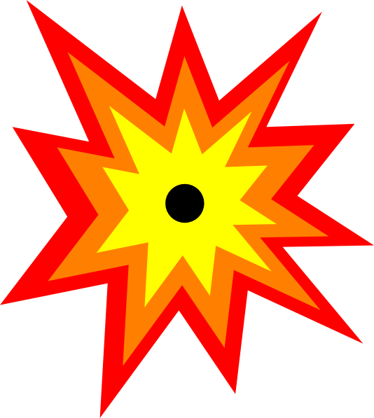 clipart explosion download - photo #42