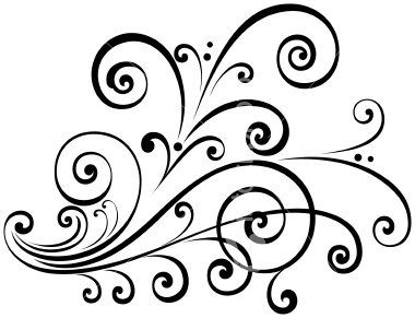 Simple Scroll Designs | Clipart Panda - Free Clipart Images