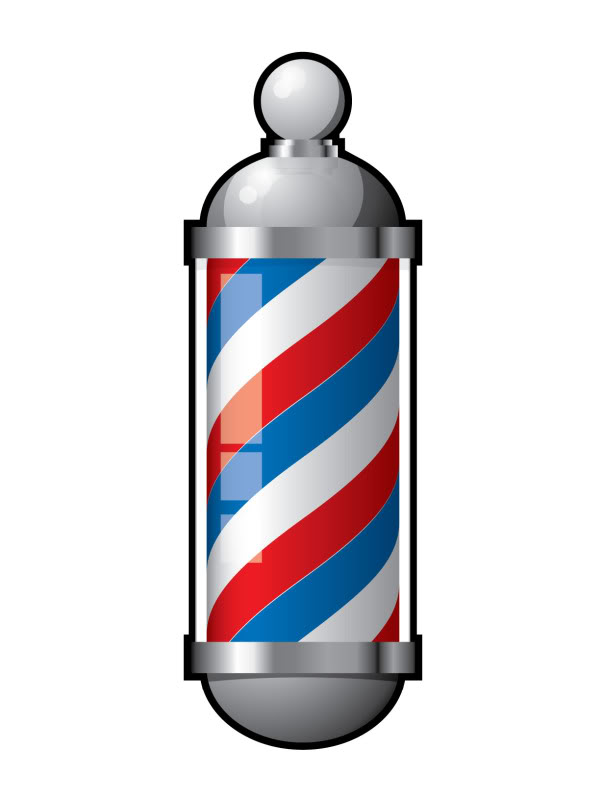 Barber Clipart barber pole jpg