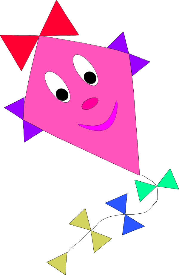 clipart free kite - photo #30