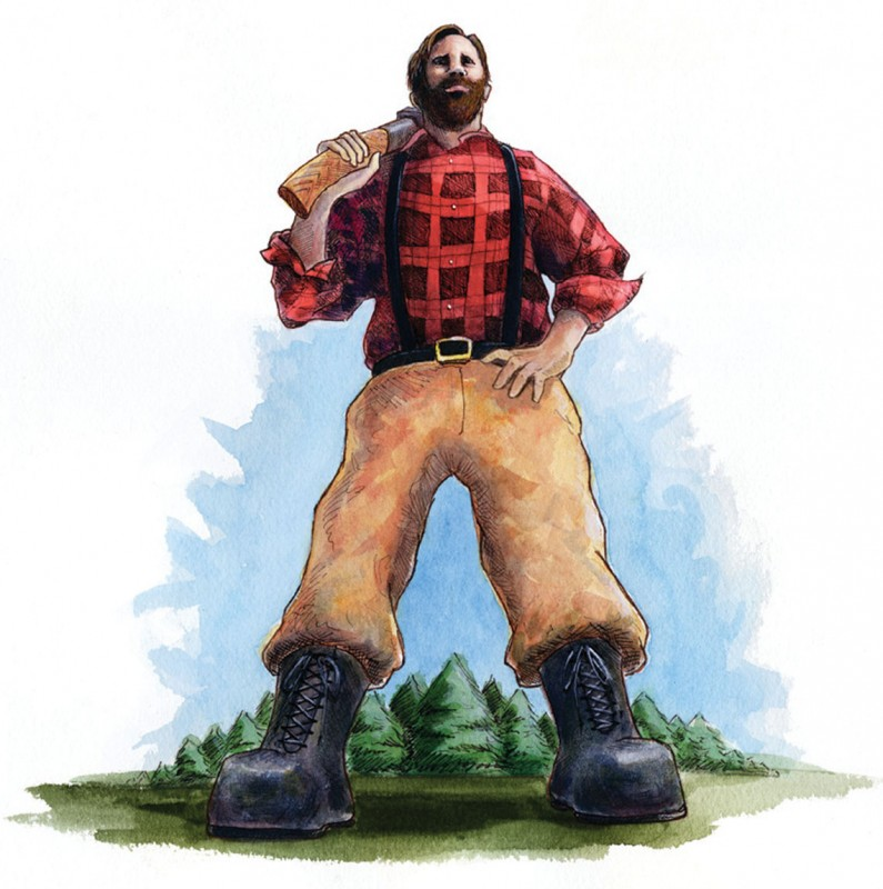 paul bunyan clipart cliparts co Babe the Blue Ox Clip Art paul bunyan clipart