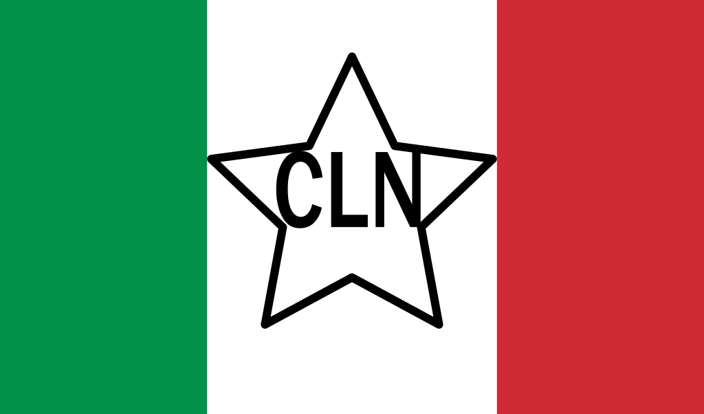 File:Flag of Italian Committee of National Liberation.svg ...