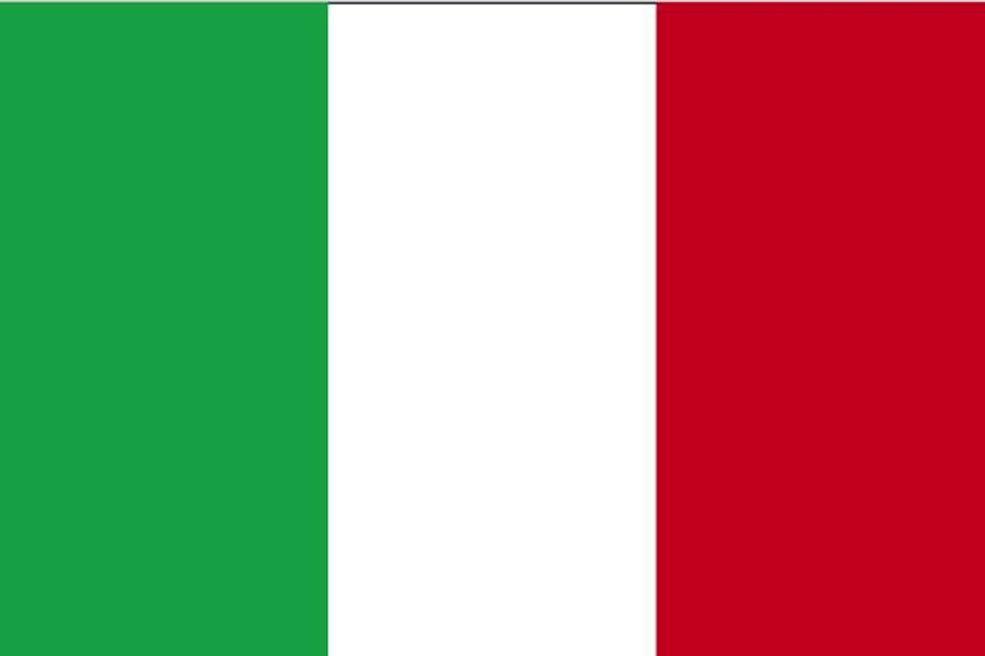 Carroll Bryant: Flag Of Italy