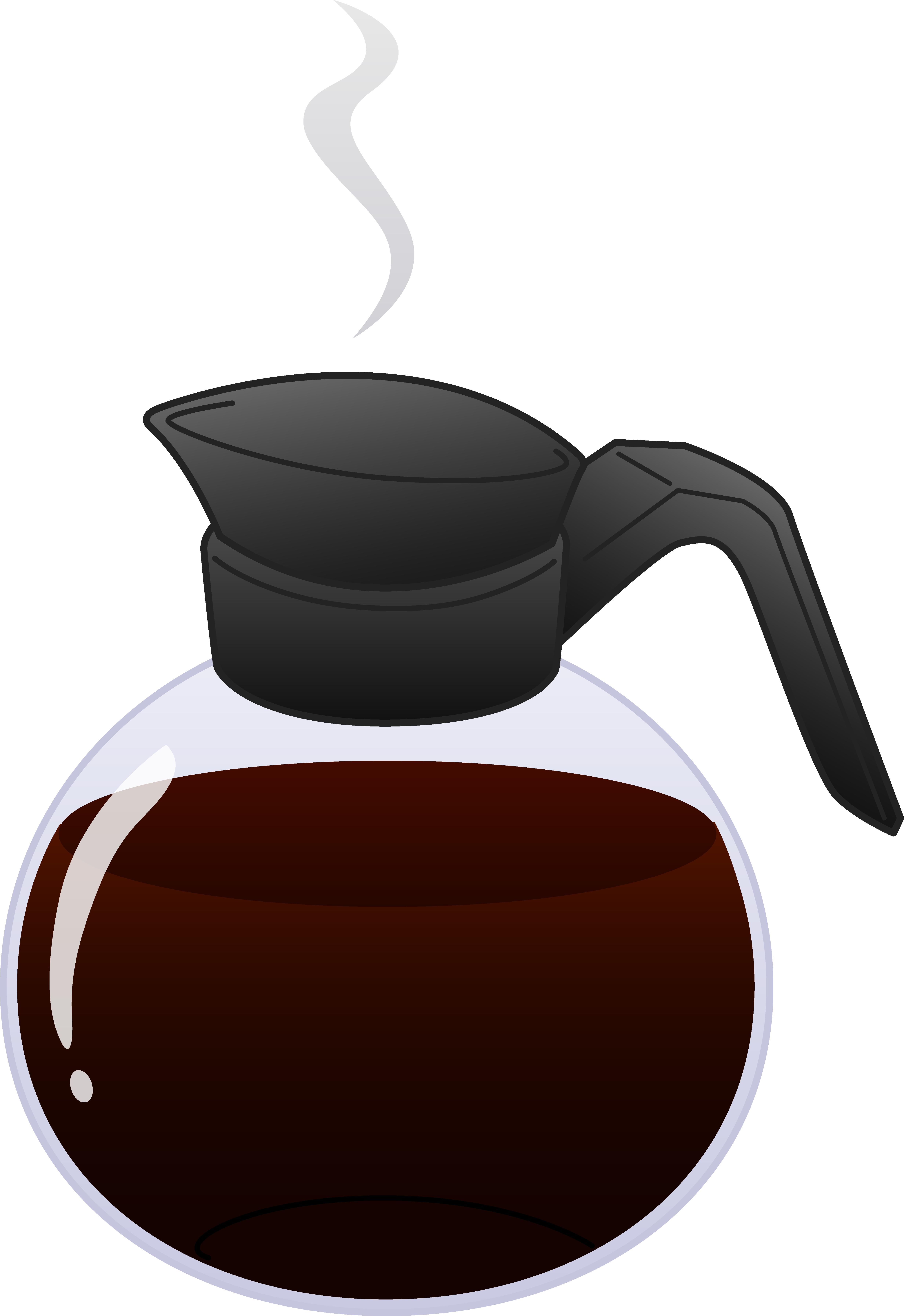 free coffee pot clipart rh worldartsme com coffee pot clipart free coffee pot clip art images