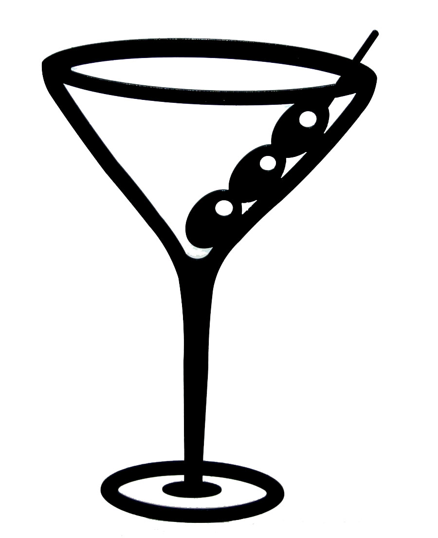 Martini Glass Clipart | Clip Art Pin - Part 2